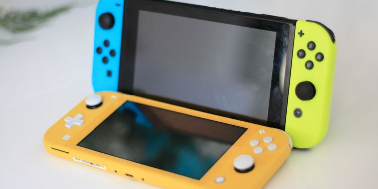 Nintendo Change Lite is the very best portable system Nintendo has actually ever made