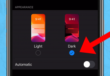How to maximize the iPhone's brand-new dark mode