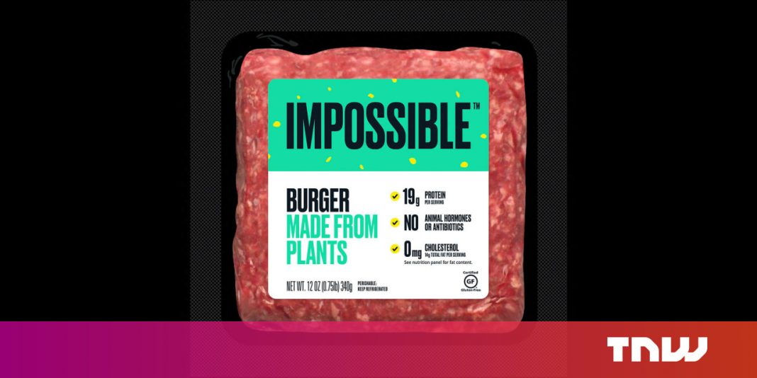 The scarily great Difficult Hamburger lastly lands in (a couple of) grocery stores