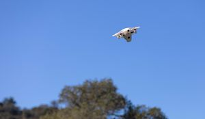 Drones might assist throughout your subsequent automotive breakdown