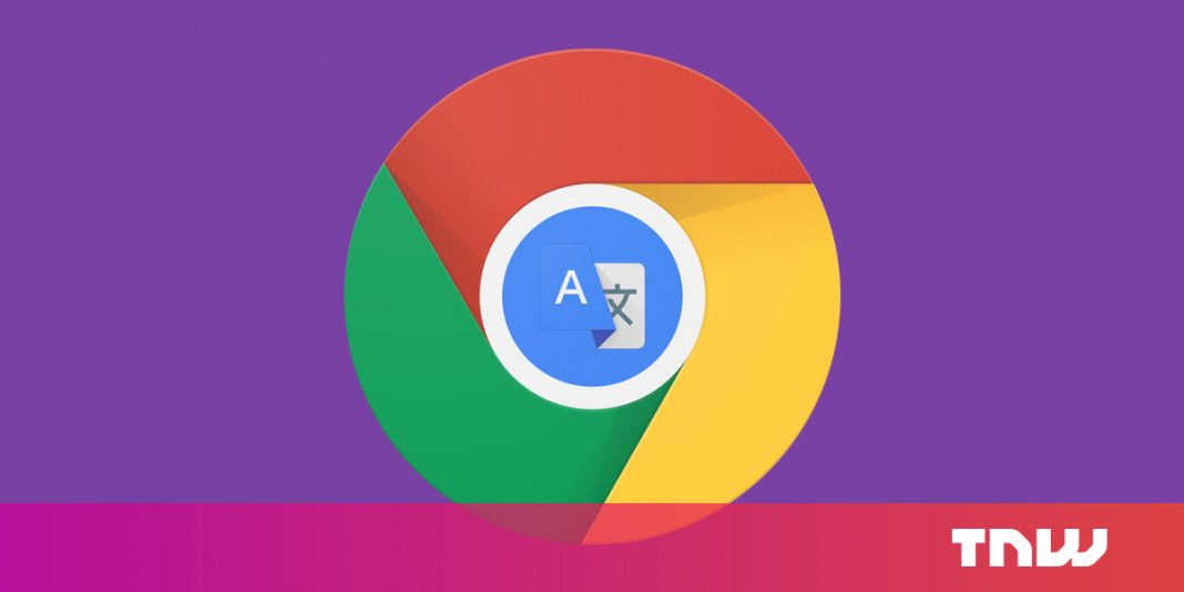 How to alter the default translation language on Chrome