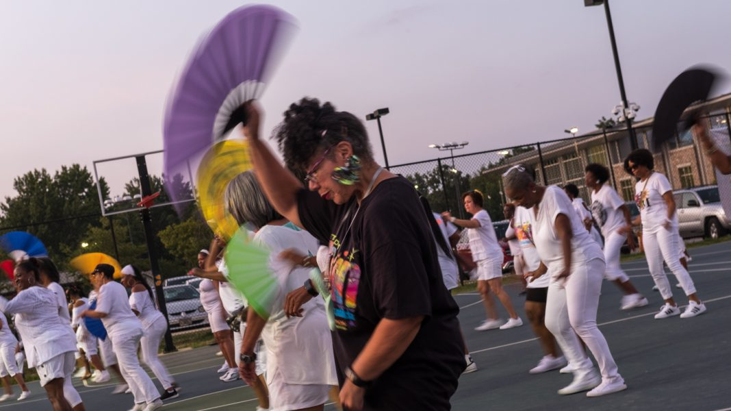 Soul Line Dancing: Come For The Physical fitness. Stay For The Relationships
