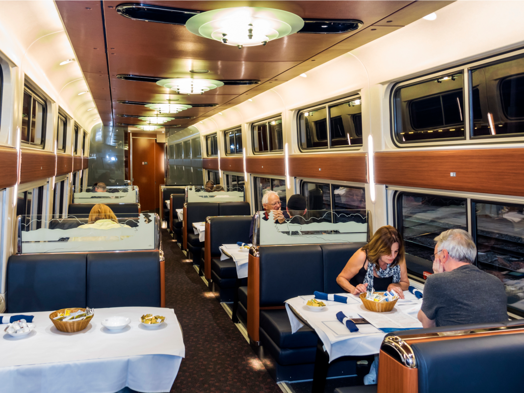 Amtrak is blaming millennials as it cuts down on dining-car meals– and the web's not purchasing its reasoning