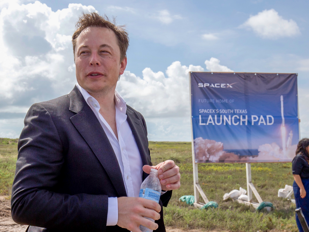 SpaceX wishes to purchase a little Texas community. If locals state no, a not-for-profit that supports the business wields a power to require them out.