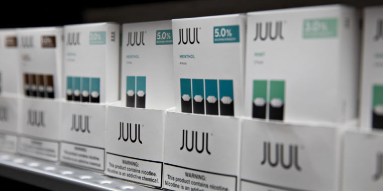 Juul stops all United States advertisements, boots CEO