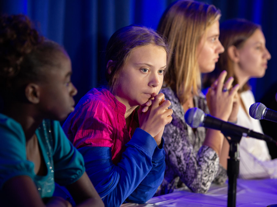 Greta Thunberg and 15 other kids have actually submitted a legal problem versus 5 nations, signing up with a growing group of youths bringing the environment battle to court