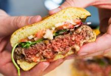 Inconceivable Burger hits Wegmans, Fairway Market grocery shops