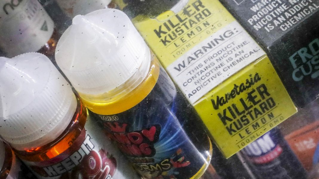 Shop Owners Withstand State Vaping Prohibits As 'A Death Sentence For Their Company'