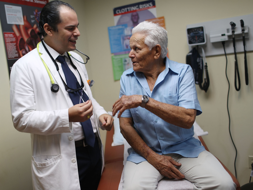 A health system concealed in the heart of Pennsylvania believes it's split the code on looking after senior citizens. And it might be the future of health care.
