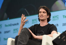 After WeWork prohibited staff members from expensing meat, Adam Neumann was spotted consuming a huge lamb shank at a business supper