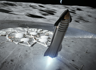 Elon Musk's enthusiastic prepare for SpaceX's Starship intends to put the recyclable rocket system in orbit in less than 6 months
