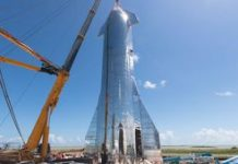 Elon Musk reveals SpaceX Starship rocket, UK promotes encrypted message gain access to video