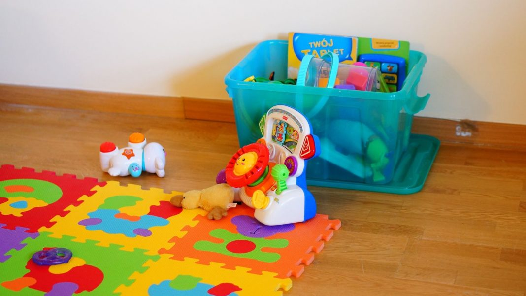 How to Tone Down Your Young child's Noisy Toys