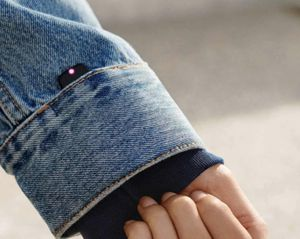 Levi's accessorizes new sensible jackets with Google's Jacquard tag