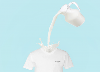 This LA start-up turns milk waste into clothes