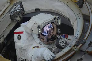 NASA will air a billions ISS spacewalks over the next couple of months