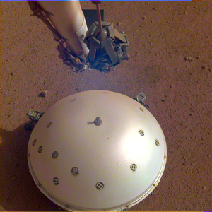 NASA launches noises of Mars quake got by InSight lander