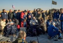 NASA astronaut Nick Hague returns house after greater than 3,00zero orbits across the Earth