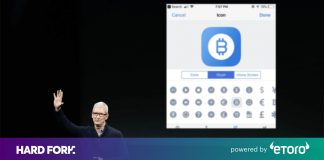 Has Apple altered its tact towards cryptocurrency?
