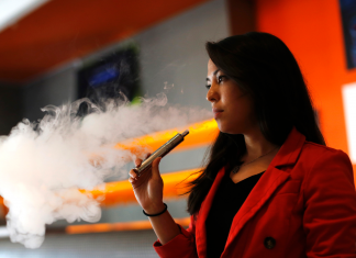 A California marijuana laboratory checked fake vapes and discovered high levels of unsafe chemicals consisting of pesticides, vitamin E, and hydrogen cyanide