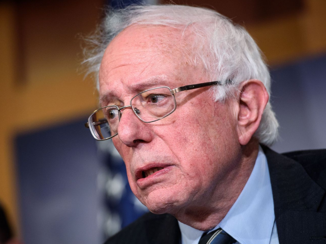 Bernie Sanders released from health center after experiencing a cardiac arrest previously today