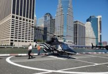 Uber Copter goes public in New York — this is what it is like