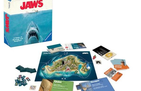 Evaluation: Jaws is a better parlor game than we had any right to anticipate