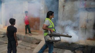 Nepal is reeling from an extraordinary dengue break out