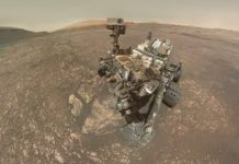 NASA Mars Interest rover discovers an 'ancient sanctuary'