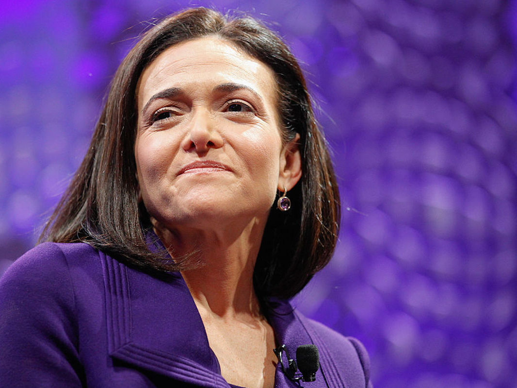 The profession increase and life of Sheryl Sandberg, Facebook's billionaire chief running officer and among tech's most effective individuals