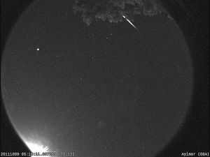 How to see 2 meteor showers peak and light it up today