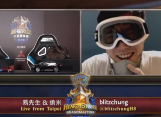 Blizzard prohibits professional Hearthstone player for declaration supporting Hong Kong