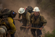 The Saddleridge fire in Los Angeles has actually been stired by the definitely devilish Santa Ana winds– here's why they're so effective