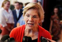 Elizabeth Warren revealed her ire over Facebook running phony advertisements for Trump– by running a phony advertisement