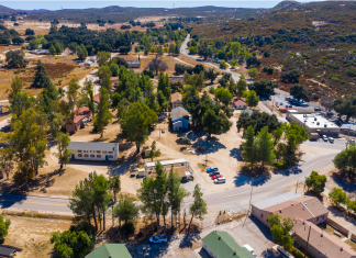 An almost deserted town in California might cost around $6 million. It's been 'caught in time' for years.