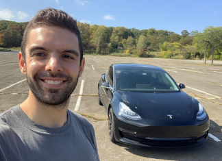 I leased a Tesla Design 3 on the car-sharing app Turo with practically no human interaction– and it was clear why the app is terrific for millennials