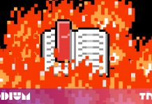 Microsoft brought book burning into the digital age– and you need to be stressed