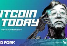 Satoshi Nakaboto: 'Bitcoin combines around $8300'