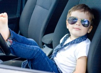 When Can Kids Flight in the Front Seat of the Cars and truck?
