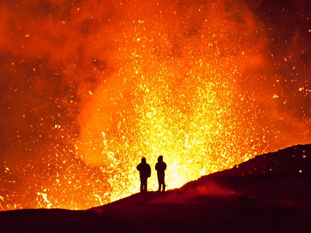 The greatest volcano eruptions in taped history