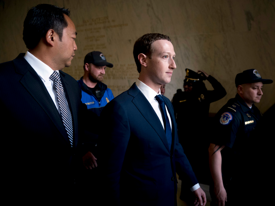 Mark Zuckerberg reacts to report he's been hosting personal suppers with popular conservatives like Tucker Carlson and Lindsey Graham by informing individuals they need to attempt listening to 'a wide variety of perspectives' (FB)