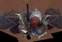 NASA Mars lander might have the ability to conserve its stuck 'mole'