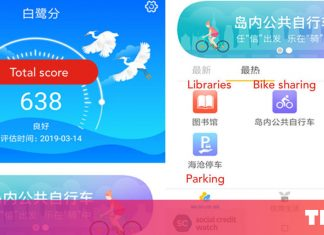 China's social credit system isn't about scoring people– it's a huge API