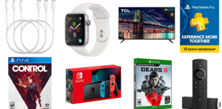 Dealmaster: Get a $25 present card when you purchase the current Nintendo Change