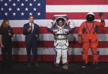 NASA reveals brand-new next-generation spacesuits video