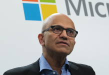 Microsoft CEO Satya Nadella made $429 million in its last — up 65% from the year prior to (MSFT)