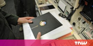 The United States nukes will no longer work on plate-sized floppies