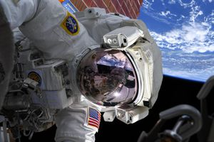 NASA astronauts make history with very first all-female spacewalk