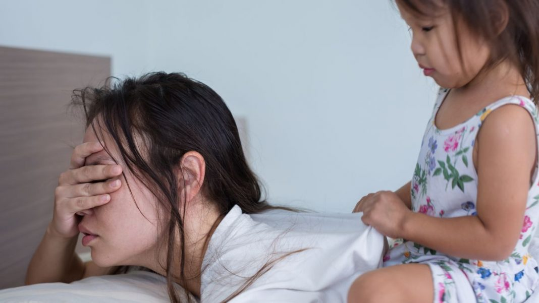 How to Restore Your Persistence When Your Kid Is Driving You Nuts