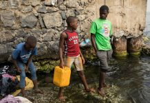 Forget The Tap: A City Of 2 Million Has Essentially No Running Water